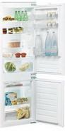 Встраиваемый двухкамерный холодильник Indesit B 18 A1 D/I