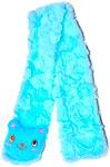 Шарф Hobby Line Мордочка с объемной игрушкой  велсофт