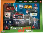Сюжетно-ролевая игра Fun Toy Набор дорожный с игр. ковриком 44413