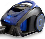 Пылесос Ginzzu VS429 сер/синий