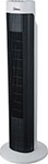 Вентилятор напольный Midea FS4550  черный/белый