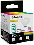 Лампа Polaroid 220V MR16 6W 3000K GU5.3 450lm