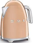 Чайник электрический Smeg KLF03RGEU  розовое золото