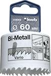 Коронка Kwb HSS BI METALL 60мм