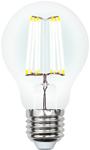 Лампа светодиодная Uniel LED-A60-10W/NW/E27/CL PLS02WH Форма ''A'' прозрачная (4000K) 002626
