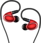 Вставные <b>наушники FiiO FH1 red</b> купить в интернет-магазине ...