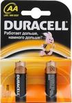 Батарейка Duracell LR6-2BL BASIC