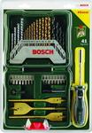 Набор принадлежностей Bosch Titanium X-Line 40 шт. 2607017334