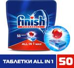 Таблетки FINISH 3018752 50 шт AIO бесфосфатные