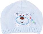 Шапочка Shapochka Teddy  (голубая)  размер 42