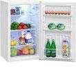 Однокамерный холодильник NordFrost NR 507 W