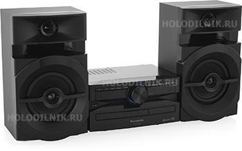 4076b59728bd Музыкальный центр Panasonic SC-UX 100 EE-K купить в интернет ...