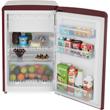 Однокамерный холодильник Hansa FM 1337.3 WAA винный красный